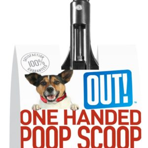 Poop scoop for dogs