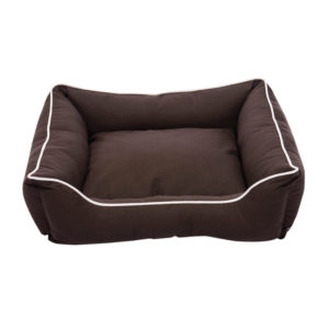 brown dog bed small dogs
