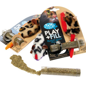 cat nip play toy