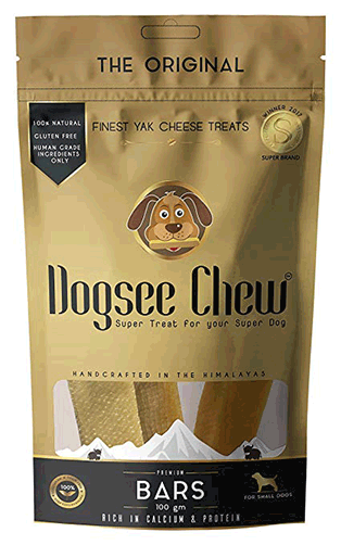 Dog Chew sticks grain and gluten free