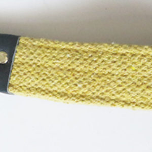 Dog leash handle detail