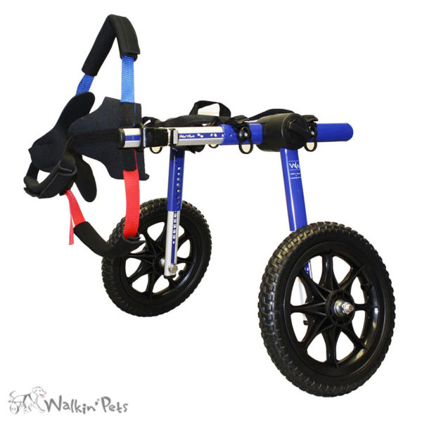 wheel cart for injured dogs