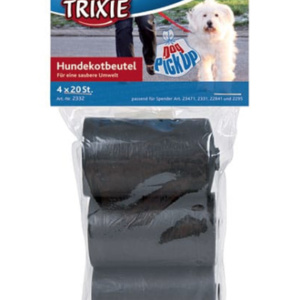 dog poop bags refill pack