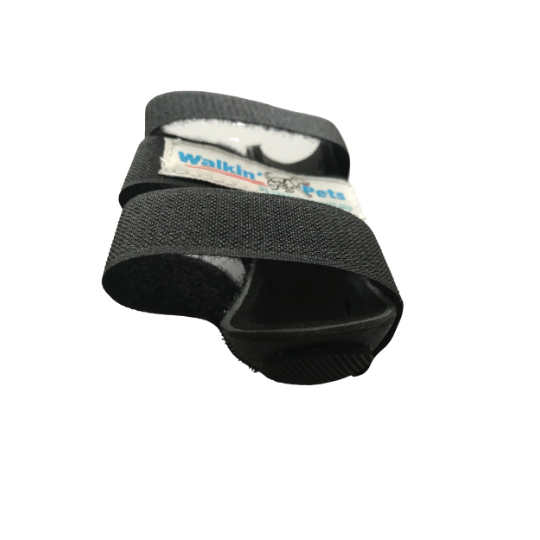rubberised sole for splint