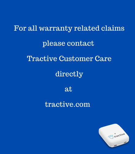 warranty claims for tractive
