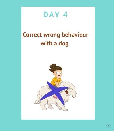 dog behaviour and children